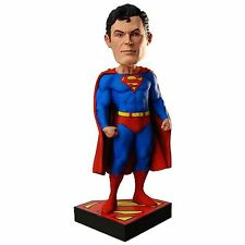 "DC Originals ~ SUPERMAN ~ 6"" Head Knockers ~  Bobble Head by NECA"