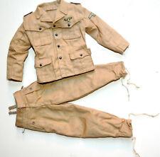1/6 SCALE DRAGON GERMAN DAK AFRIKA KORPS WWII - UNIFORM W/ BADGE