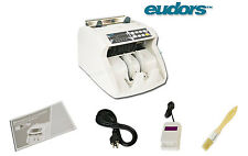 EUDORS ED-100 BILL COUNTER 110-220 VOLTS FOR WORLD WIDE USE