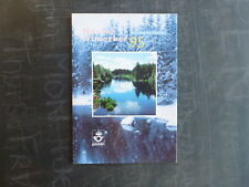 1995 NORWAY STAMP YEAR PACK