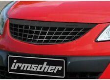 Irmscher Kühlergrill für Corsa D Facelift mit Leiste im Carbon-Look i1001053