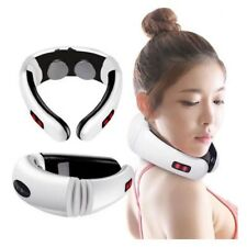 Cervical Neck Massager Physical Therapy Electromagnetic Shock Instrument X-