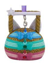 Disney Parks Sleeping Beauty Three Fairies Handbag Purse Ornament NEW Christmas