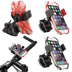 Useful Bike MTB Bicycle Handlebar Stand Mount Holder For Mobile Cell Phone GPS