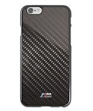 Original BMW M iPhone 7 Plus Hardcase Carbon Handyschale Cover NEU 80212447982