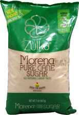 Zulka Morena Pure Cane Sugar NEW 2lb All Natural Unrefined Non-GMO