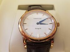 Men's Corniche Heritage 40 in Rose Gold Dress Watch