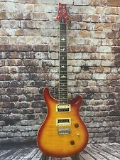 NEW PRS SE Custom 24 Limited Edition Cherry Sunburst w/ gig bag NO RESERVE
