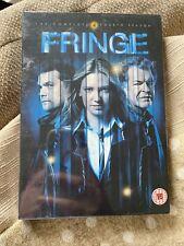 Fringe - Season 4 DVD