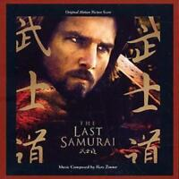 The Last Samurai - Original Soundtrack : The Last Samurai CD (2004) ***NEW***