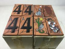 (2) Boxes Of Vintage Glazed Tiles, Various Themes Lot 2232
