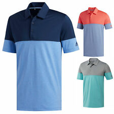 Adidas Golf Men's Ultimate 2.0 All Day Polo Shirt, New