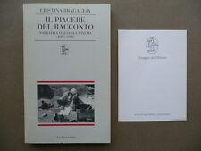 Il Piacere del Racconto Narrativa Italiana e Cinema Bragaglia Nuova Italia 1993
