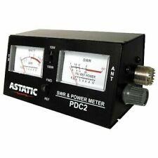 Astatic PDC2 SWR/Power/Field Strength CB Radio Antenna Test Meter