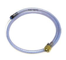 Adaptor Pipe For Disposable Regulator to Fit Tig, Mig Welder Nipple Outlet