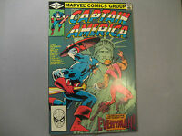 Captain America #267 (Mar 1982, Marvel) HIGH GRADE
