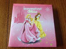 Disney Principesse PICCOLO Aurora & Bella Fantasia Natale biglietti d'AUGURI -