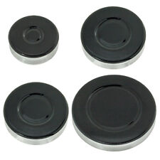 Gas Hob Burner & Flame Cap Crown Kit for NEFF Oven Cooker Small Medium Large