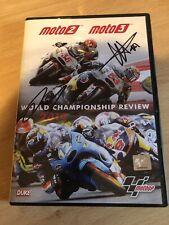 More details for signed marquez & rabat official moto 2/3 gp dvd season review 2014