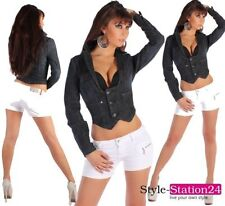 Markenlose Normalgröße Damen-Jeans aus Denim