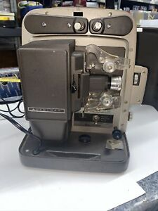 Vintage Bell & Howell Autoload Super 8 346A 35mm Movie Projector