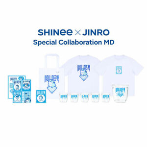 SHINee x JINRO Special Collaboration Official MD - SOJU Glass