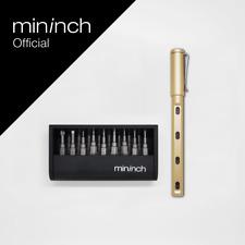 Mininch Official Store | Tool Pen Mini | Multitools ft. Screwdriver