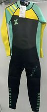 DIVE & SAIL 2.5MM Neoprene UPV 50+ Kids Diving Suit Wetsuit One-piece Youth 2XL