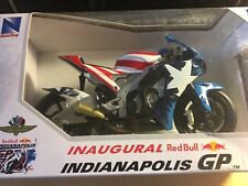 NEW RAY 2008 Inaugural Red Bull Indianapolis GP Bike # 43023
