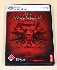 THE WITCHER - PC SPIEL - FSK 18 - ROLLENSPIEL KLASSIKER