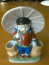 vintage occupied in japan tooth pick holder
