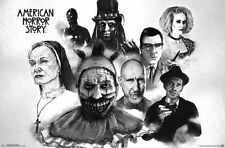 AMERICAN HORROR STORY - DARKNESS POSTER - 22x34 TV SHOW CHARACTERS 14661