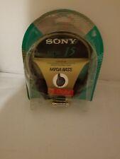 Sony Vintage Mdr-15 Mega Bass Digital Stereo Headphones