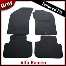 Alfa Romeo 147 Hatch Tailored Fitted Carpet Car Mats GREY