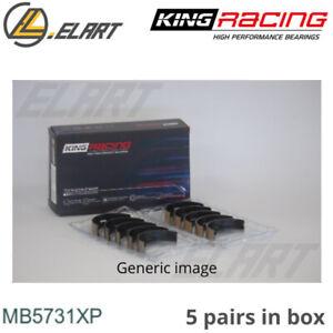 King Racing Haupt Gehäuse Lager MB5731XP Std für Suzuki 1.3 G13A/B
