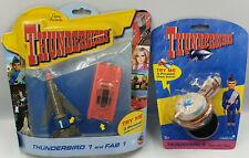 THUNDERBIRDS :THUNDERBIRD 1 & FAB 1 ELECTRONIC MODELS SPECIAL COLLECTORS SET