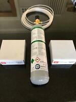 MIG & TIG Welding Starter Kit: Gas Hose & Regulator