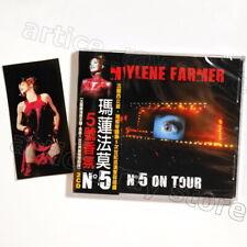 Mylene Farmer Point De Suture Taiwan CD OBI Sticker Mylène Farmer 2020 NEW