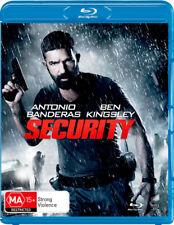 Security (2017)  - BLU-RAY - NEW Region B