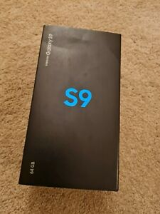Samsung Galaxy S9 Mobile Phone, Seller Refurbished, Cracked Screen