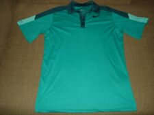 Nike BOY'S Team Court Tennis Polo Shirt 642071-351 Size: Large