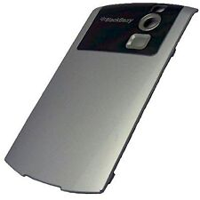 GENUINE Blackberry Curve 8330 BATTERY COVER Door GRAY bar cell phone back panel