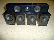 Samsung Home Theater 5-pc Speakers PS-ES3-1/PS-EC2-1 Surround Center Front L R