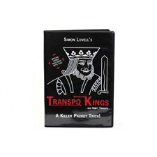 Transpo Kings AKA Simey Transpo - A Killer Card Packet Trick With Teaching DVD!