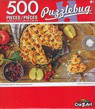 Cra-Z-Art 500 Piece Jigsaw Puzzle ~ Fresh Baked Apple Pie