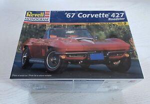 Revell 67 Corvette 427 Roadster