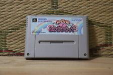 *In Stock* Kirby no Kira Kira Kids Star Nintendo Super Famicom SFC VG+!