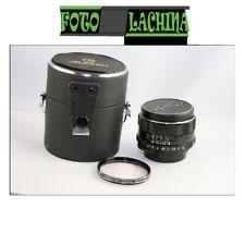 Super-Takumar 50 mm f 1,4 Lenti al torio ( Gialle ) passo vite M42