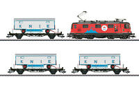 """Märklin H0 26615 Zugpackung """"100 Jahre Schweizer National-Circus Knie"""" NEU + OVP"""