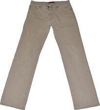 Pierre Cardin  3196  W34 L34  Grau  Stretch  Used Look